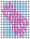 Alpha pattern #108118
