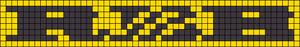 Alpha pattern #108119