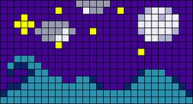 Alpha pattern #108120