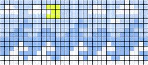 Alpha pattern #108122