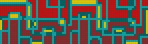 Alpha pattern #108154