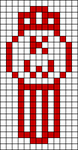 Alpha pattern #108176