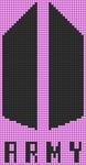 Alpha pattern #108186