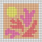 Alpha pattern #108189