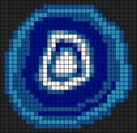 Alpha pattern #108260