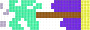 Alpha pattern #108265