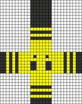 Alpha pattern #108319