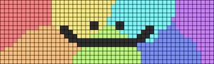Alpha pattern #108335
