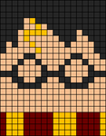 Alpha pattern #108346