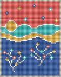 Alpha pattern #108385