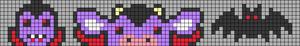 Alpha pattern #108432