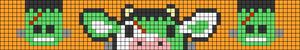 Alpha pattern #108433