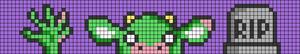 Alpha pattern #108434