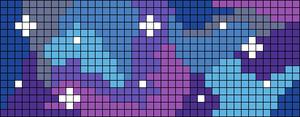 Alpha pattern #108477
