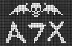 Alpha pattern #108488