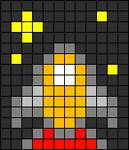 Alpha pattern #108491