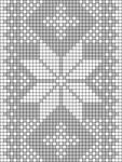 Alpha pattern #108501