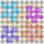 Alpha pattern #108540