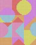 Alpha pattern #108551