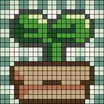 Alpha pattern #108565