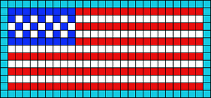 Alpha pattern #108621