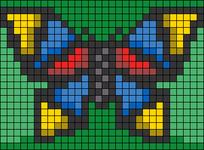 Alpha pattern #108670