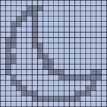 Alpha pattern #108705
