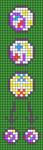 Alpha pattern #108706