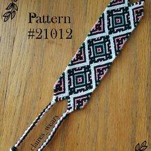 Pattern #21012 Photo