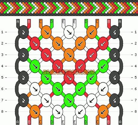 Bracelet Knots