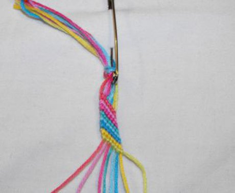 Friendship Bracelet Instructions For Beginners | www ...
