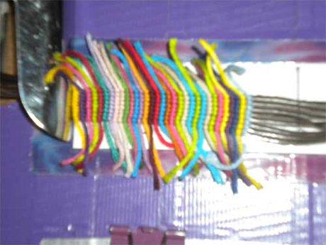 Fringe Bracelet - 5