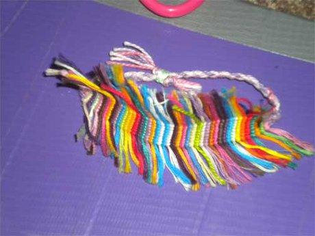 Fringe Bracelet - 6