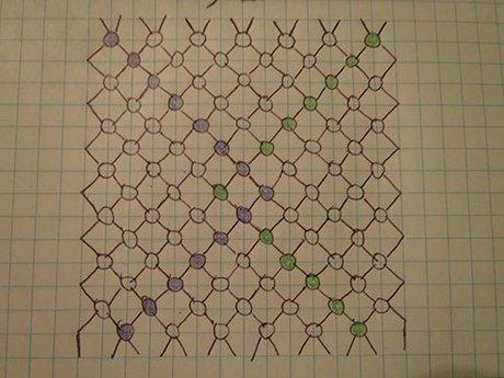 Designing Normal Patterns - Step 7