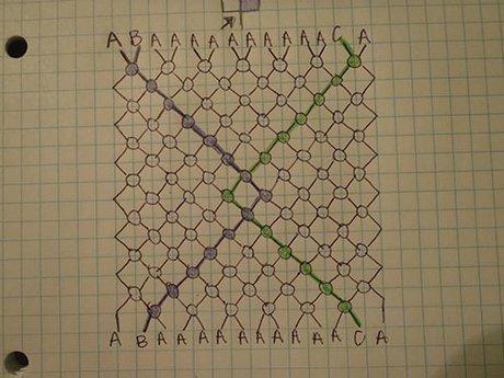Designing Normal Patterns - Step 8