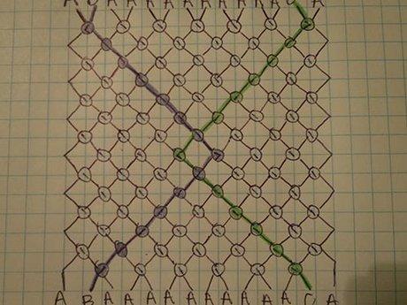 Designing Normal Patterns - Step 9