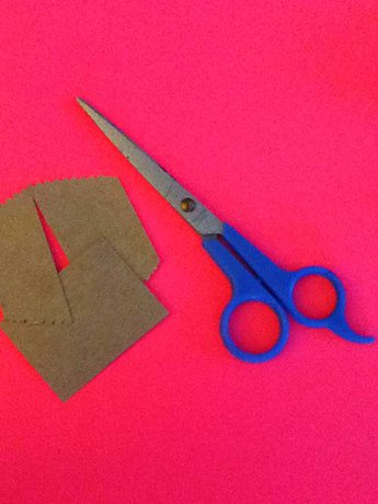 How to make your own bobbins - Materials