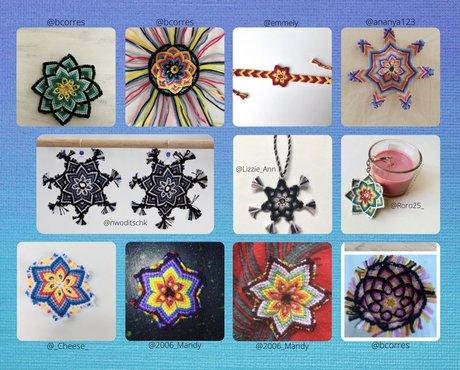 Mandala Flower Tutorial - Step 10