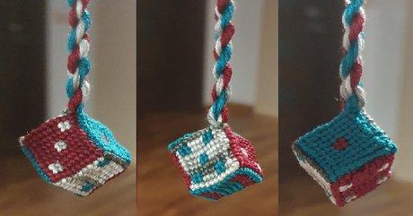 Bracelet Cube Tutorial