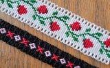 Frilly-Edged Bracelets Tutorial