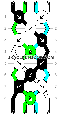 Normal pattern #611 variation #7 pattern