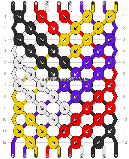 Normal pattern #926 variation #21 pattern