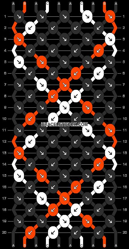 Normal pattern #770 variation #100 pattern