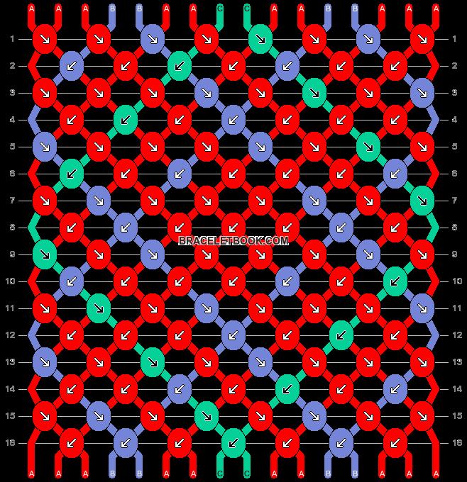 Normal pattern #1021 variation #126 pattern