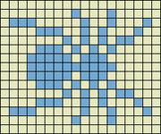 Alpha pattern #1186 variation #150