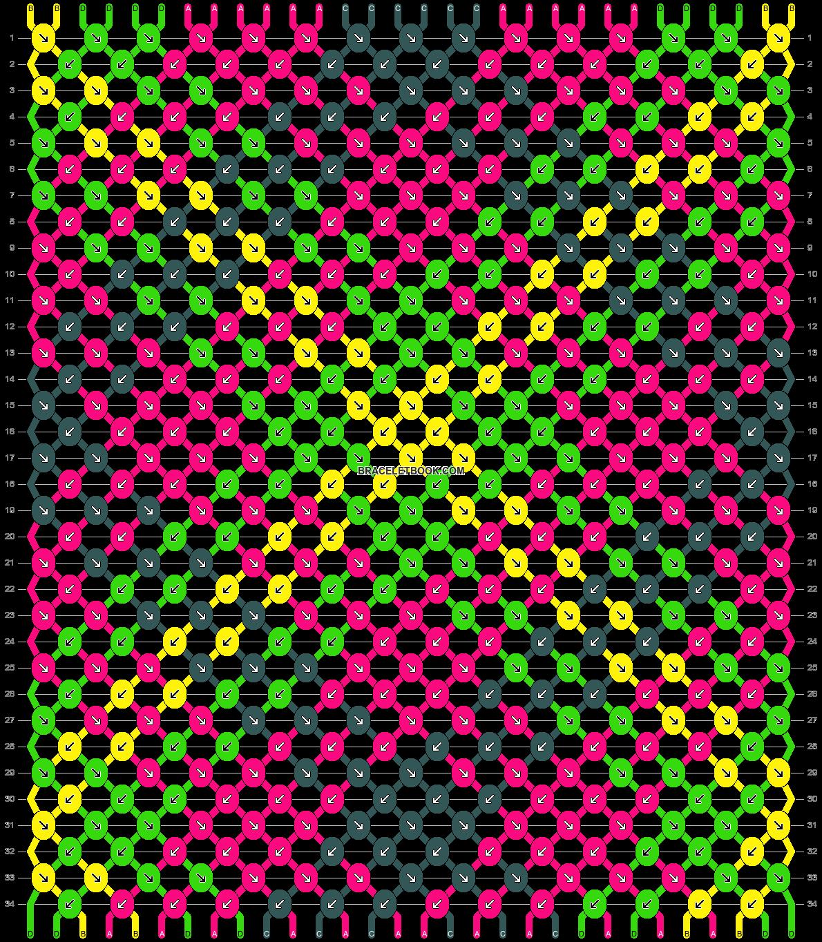 Normal pattern #4943 variation #261 pattern