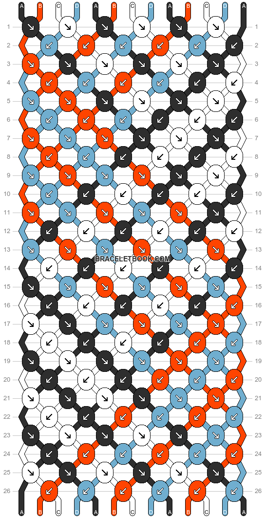 Normal pattern #103 variation #263 pattern