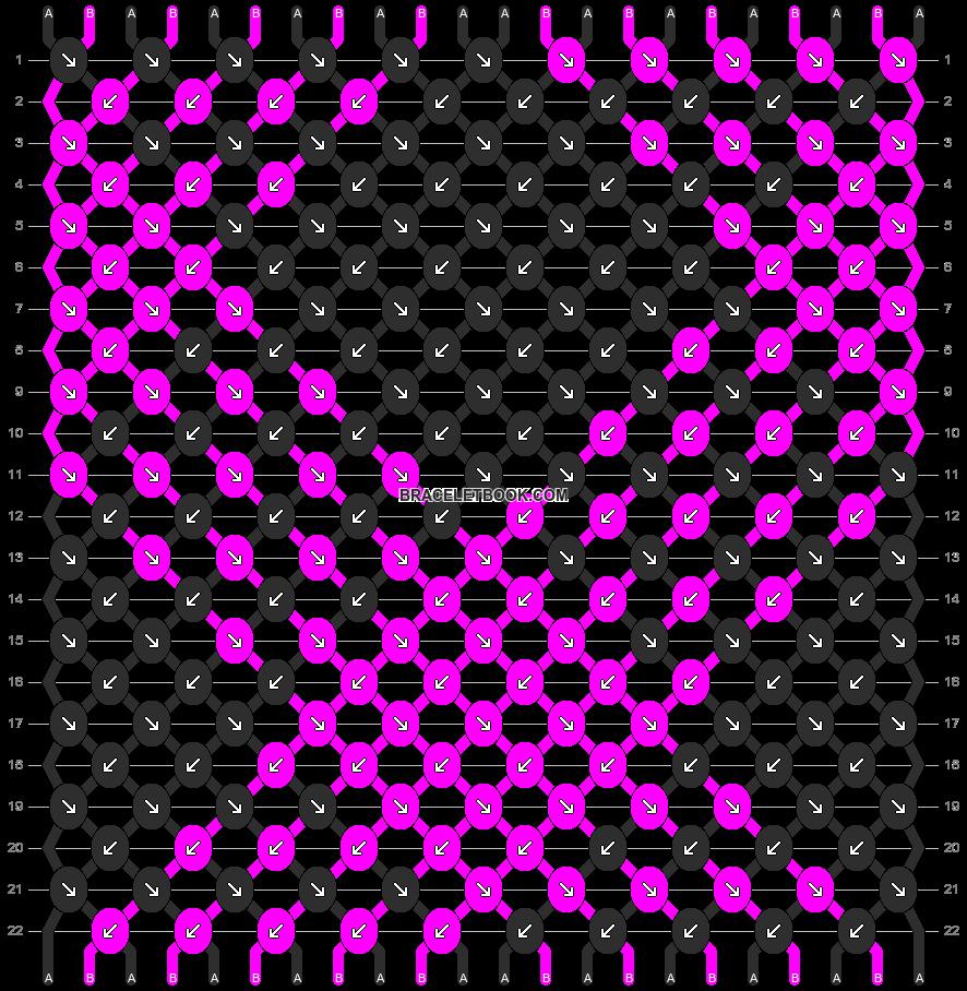 Normal pattern #7020 variation #282 pattern