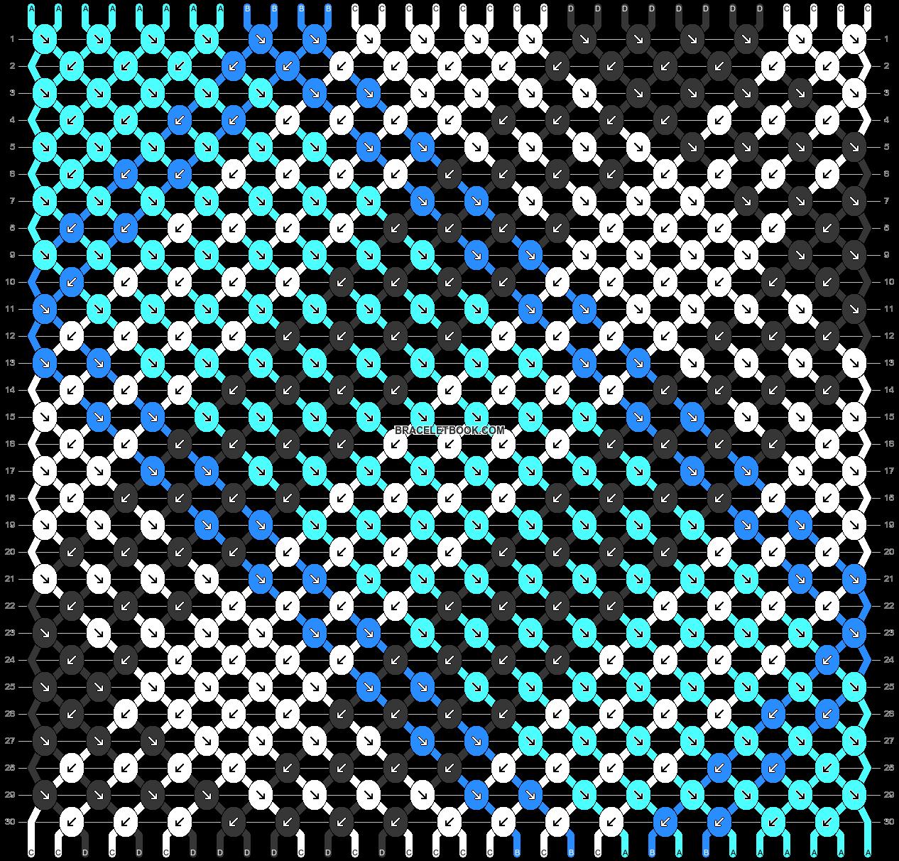 Normal pattern #3899 variation #454 pattern