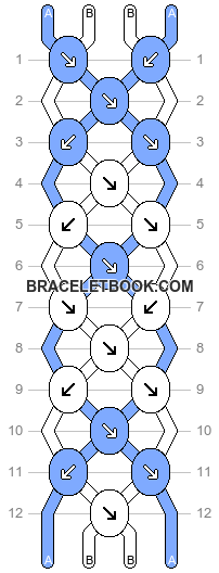 Normal pattern #12127 variation #574 pattern